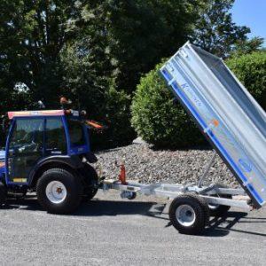 trevägstippande vagn - 2000 T3