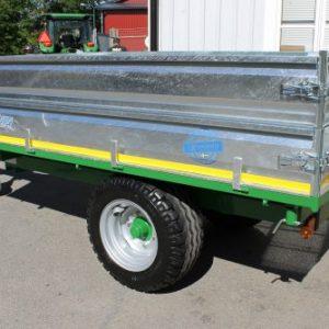 trevägstippande vagn - 3000 T3